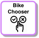 bike chooser