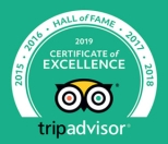 Tripadvisor hall of fame 2019.001