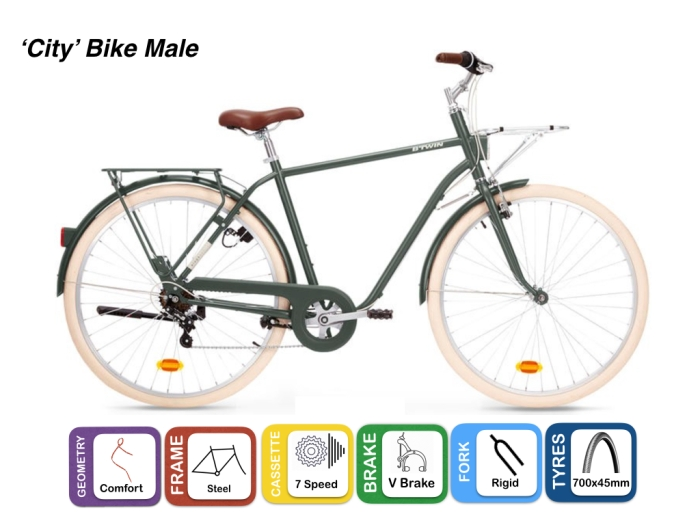 City Bike Male.001